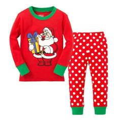 New Arrival Winter Cotton Pajamas For Kids