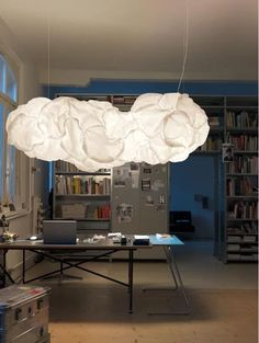 Frank Gehry Belux cloud pendant light | Sumally