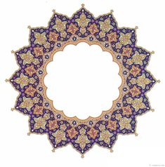 Persian Design 5 | Iranian Art