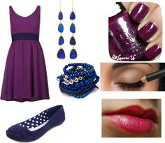 """Abby's Birthday"" by anebi on Polyvore"