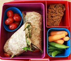 Laptop Lunch Photo