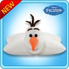 dc70850d269 olaf pillow pet I NEED THIS Disney Pillow Pets