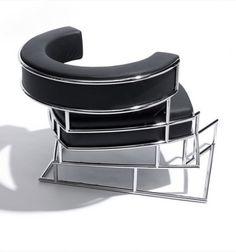 Torq Armchair for Sawaya & Moroni by  Daniel Libeskind