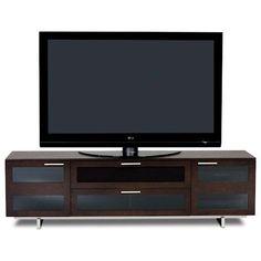 BDI Avion II Wide TV Cabinet With Speaker/Media Drawer