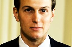 Does he wash the cars, too? Kushner apparently does everything in the Trump administration — when he's not skiing