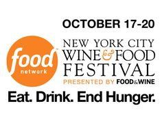 Here's where your favorite Food Network stars will be all weekend long during the New York City Wine & Food Festival. #NYCWFF