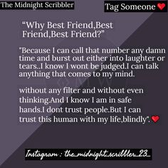 Besties Quotes, Bestfriends, True Quotes, Words Quotes, Qoutes, Happy Birthday Best Friend Quotes, Grammar Posters, Real Friendship Quotes, Zindagi Quotes