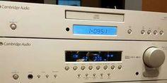 Cambridge Audio Azur 640C/540R Cambridge Audio, Galleries, Amp