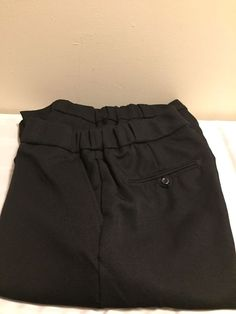 2 Elbeco women s Size 16 Duty pants Dark Navy New without tags Actual  measurements  x Has elastic waistband for comfort   easy of movement rise ac00b632a