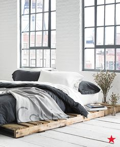When you're moving into your first place together, you'll want to have bedding that you both love. This Calvin Klein Modern Cotton Body collection is crafted of a soft cotton and modal knit in a range of heathered shades. Love it? Add it to your wedding registry now at macys.com.