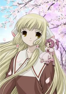Chii (Chobits) & Sumomu. (Ok i need a spell check on that one.
