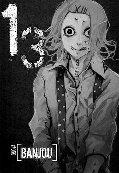 Tokyo Ghoul Mangá 50