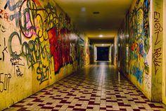 grafitti transition Eine Arbeit von Ingo, die mir gut gefällt.