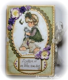 StampARTic: Tea light card