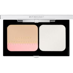 Givenchy Beauty Women's Teint Couture Long-Wearing Compact Foundation ($57) ❤ liked on Polyvore featuring beauty products, makeup, face makeup, foundation, beige, spf foundation, long wear foundation, givenchy, givenchy foundation and long wearing foundation