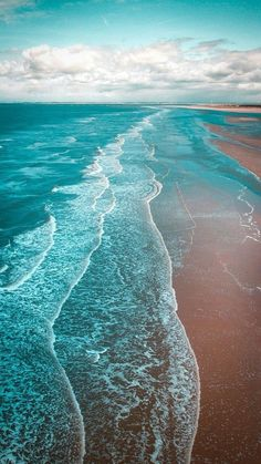 Beach Pictures Wallpaper, Ocean Wallpaper, Nature Wallpaper, Iphone Wallpaper, Sea Photography, Beach Aesthetic, Beach Photos, Ocean Waves, Nature Pictures