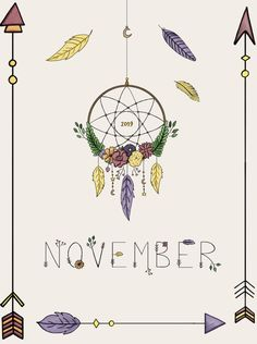 November Bullet Journal Cover Page - Procreate fondos dibujos Bullet Journal Spreads, Bullet Journal Headers, December Bullet Journal, Bullet Journal Cover Ideas, Bullet Journal Set Up, Bullet Journal Aesthetic, Bullet Journal Layout, Bullet Journal Ideas Pages, Journal Covers