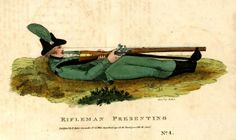 The Baker Rifle Transformed Soldiers Into Long-Distance Killers Michael Owen, War Of 1812, Napoleonic Wars, British Army, Long Distance, Guns, Soldiers, Regency, French General