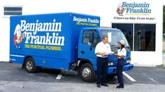 Does your plumbing company solve your plumbing problems?  At Benjamin Franklin Plumbing® your complete satisfaction with both our service and plumbers is 100% guaranteed. Our on-time guarantee is one of the best in the country, and backed by highly skilled plumbers that are expertly trained and experienced to exceed your expectations. Simply put, when you choose Benjamin Franklin Plumbing® for all your plumbing problems, you can't lose.  CLICK HERE FOR MORE INFORMATION