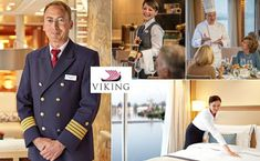 Cruise Career with Viking Cruises: Interviews mit Viking Cruises - dem Marktführer de... Bratislava, Lyon, Budapest, Ocean Cruise, Cruise Ships, Double Breasted Suit, Vikings, Interview, Suit Jacket