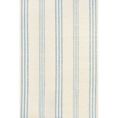 With subtle stripes of Swedish blue on a creamy ivory backdrop, this eco-friendly indoor/outdoor rug adds a touch of country charm to the kitchen, hallways, stairs, or family spaces.   Swedish Stripe also available in  woven cotton.