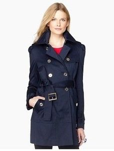 Juicy Couture Pretty Please Trench Coat