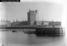 Broughty Castle, Broughty Ferry, Dundee.