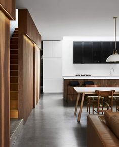 a home built with iconic australian materials