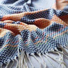 Nordland Wool Blanket