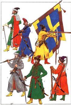 Войны Русского государства XV - XVII в.в.   488 фотографий