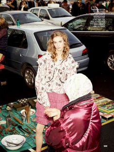 Image result for play the market elle magazine 2017