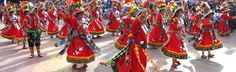 """INTERES GENERAL""  Kiosko Figuritas de EstelaM: #CARNAVAL DE #ORURO, #Bolivia - fiesta folclórica ..."