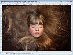 Links das Original, rechts die Optimierung durch GIMP (Foto: Pixabay.com)