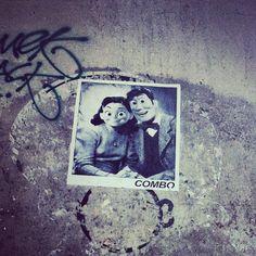 StreetArt/ Graffiti - Combo - Paris 18ème, France (Photos by My Urban Island)