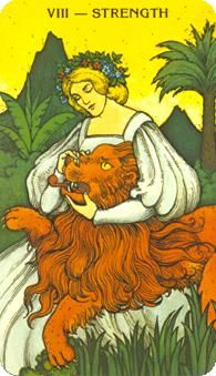 Morgan-Greer Tarot: Strength