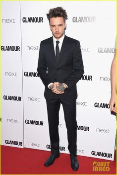 liam payne glamour women of the year awards 01