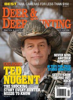 Ted Nugent Deer & Deer Hunting -