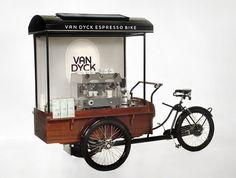 399€  Van Dyck Kaffee | Espresso Bike