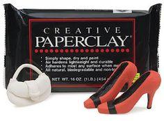 BirchBerry Farms: Homemade Paperclay Recipe!!