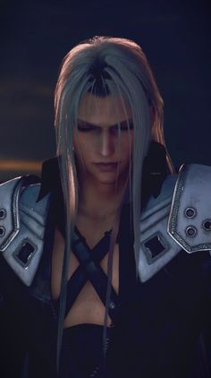 Final Fantasy Artwork, Final Fantasy Characters, Final Fantasy Vii, Fictional Characters, Devil May Cry 4, Why I Love Him, Anime Guys, Finals, The Darkest