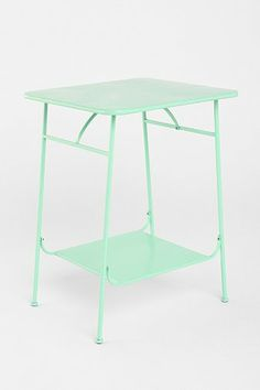 Factory Side Table - Urban Outfitters