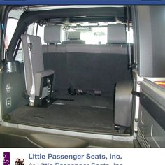 Little Passenger Seats >> Third Row Seat Install Little Seats Instructions With Pictures