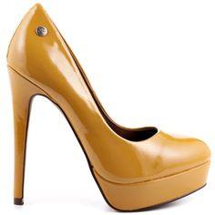 Brendaa - Mustard Patent by Blink