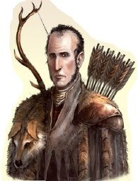 DURISTAN SILVIO ARESIR: Mad with the excitement of the hunt, Duristan is a well-meaning, but foolish young nobleman desperate to make a name for himself as a famous huntsman. He idolizes the party.
