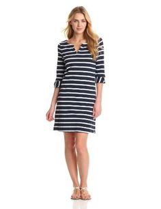 Maybe found it...the stripped dress for work, not too short not too maxi, not too v-neck, not too expensive    Hatley Women's Stripe Long Sleeve Knit Dress, Navy/White Stripes, Small Hatley,http://www.amazon.com/dp/B00A16FHOM/ref=cm_sw_r_pi_dp_rS0zrb0FKYQQD52G