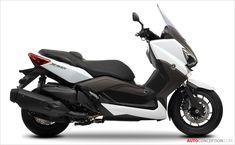 New Yamaha X-MAX 400
