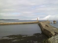 Whitby Lighthouse - my pic
