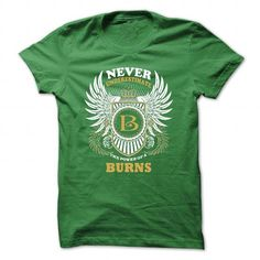 Your name is Burns T-Shirts, Hoodies (19$ ==►► Shopping Here!)