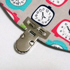 Emmaline Bags: Sewing Patterns and Purse Supplies: How to Install a Tongue/Press Lock on your Bag or Necessary Clutch Wallet: Includes instructions for a alternate front flap for your wallet!