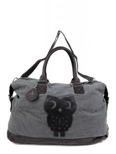 Cute little owl weekend bag from Friis & Company